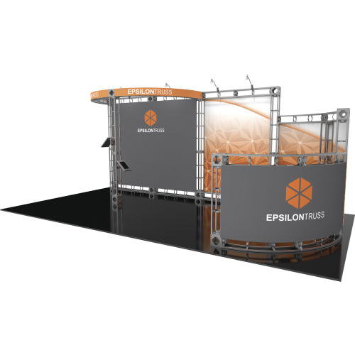 Epsilon Orbital Express Truss 20ft Modular Exhibit
